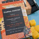 canna soothe lozenges strawberry sativa and tangerine indica
